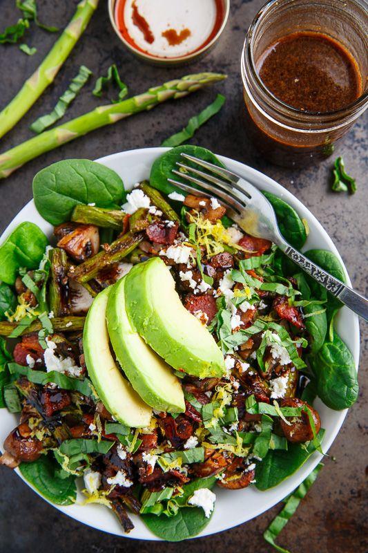 Best 25+ Chicken spinach salads ideas on Pinterest ...