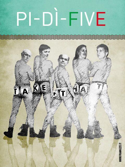 I fantastici cinque | Pi - Di - Five