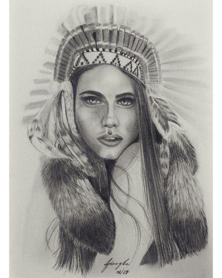 Indian head-dress