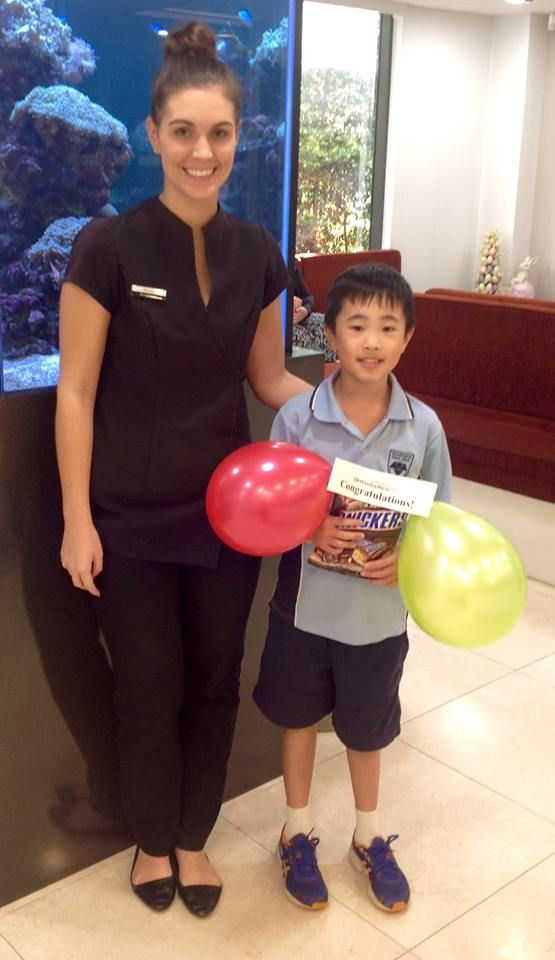 Congratulations on finishing up your treatment Benjamin - what fantastic results! #norwestorthodontics #bracesoff #perfectsmile