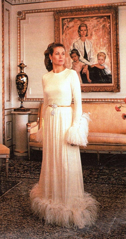 Potrait of Princess Grace of Monaco