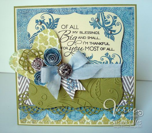 VLVJUL2011~ Blessings BIG and small by Susan Liles