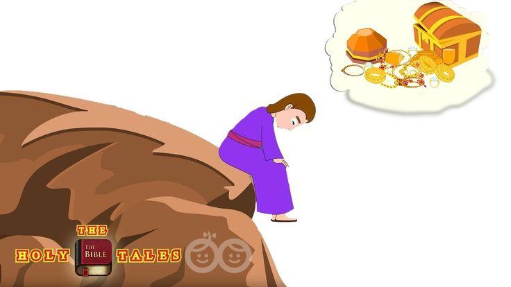 Jacob's Dream I Stories of Jacob I Animated Children's Bible Stories