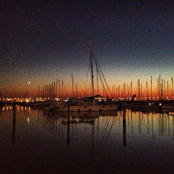 #Rimini  #Italy  #darsena #porto #barche #boat