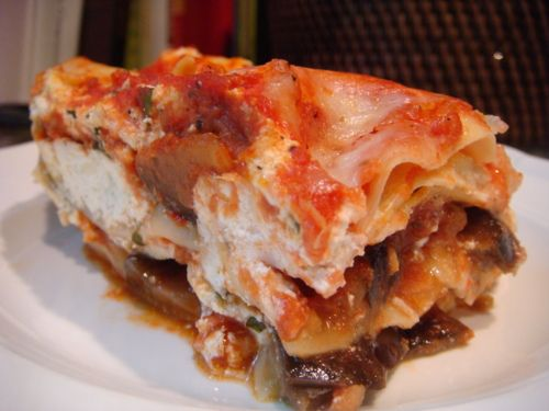 Healthy Eggplant Lasagna Home Beccanomics