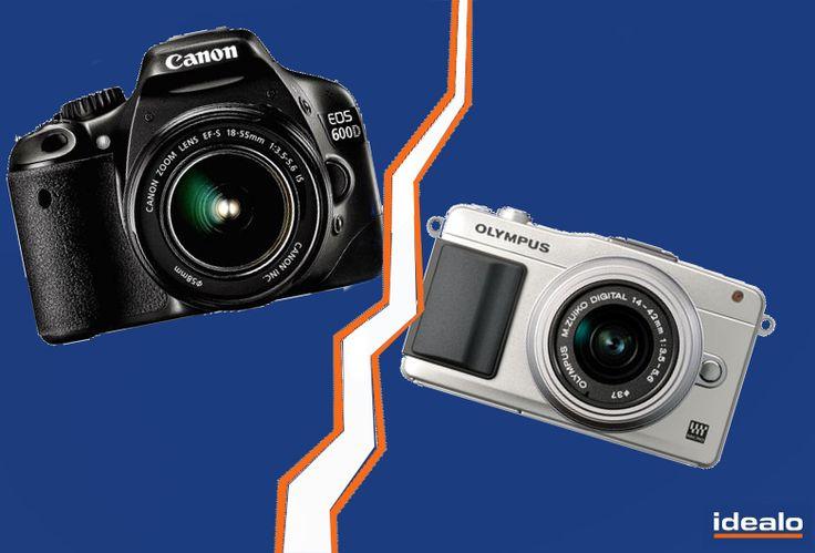 Lustrzanki cyfrowe czy bezlusterkowce? Które aparaty robią lepsze zdjęcia?