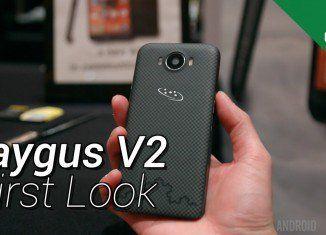 Saygus V2 Superman Phone Preorder Available
