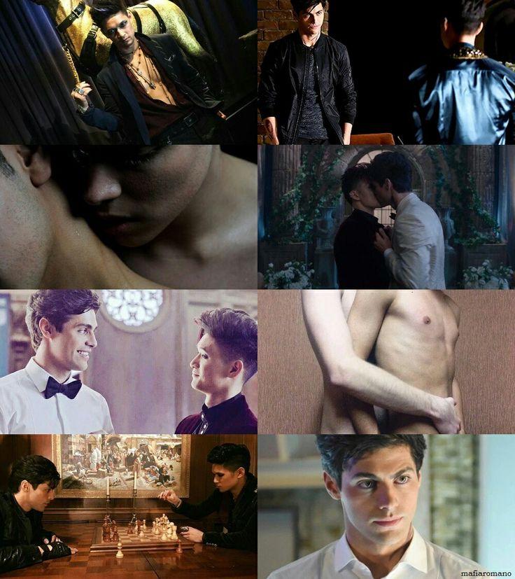 Malec - Magnus/Alec