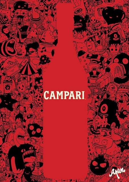 Campari by A P E N    #CampariAds
