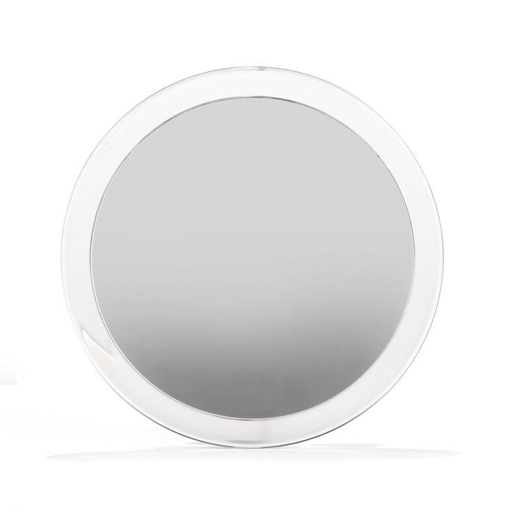 miroir 3 ventouses poutch les miroirs de salle de bain miroirs toute - Miroir Salle De Bain Alinea
