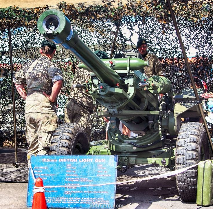 105 mm British light gun presented by NZ Army at Auckland Anniversary Day.        Auckland Anniversary Day Regatta & Tugboat Race 2016. Part IV ... 17  PHOTOS        ... Auckland's 176th birthday celebrate with activities and entertainment for all ages        Read original article:         http://softfern.com/NewsDtls.aspx?id=1069&catgry=7