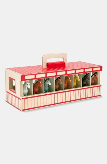 Melissa & Doug Show Horse Stable available at #Nordstrom