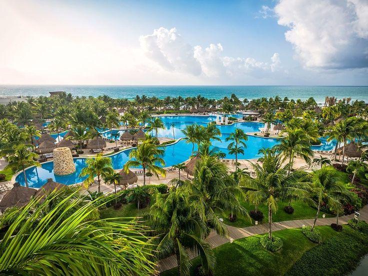 Эксклюзивный курорт Grand Luxxe Riviera Maya получил престижную награду AAA Five Diamond