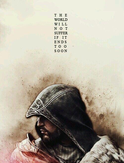 Frase de Ezio