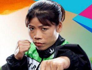 Mary Kom gets bronze at London Olympics