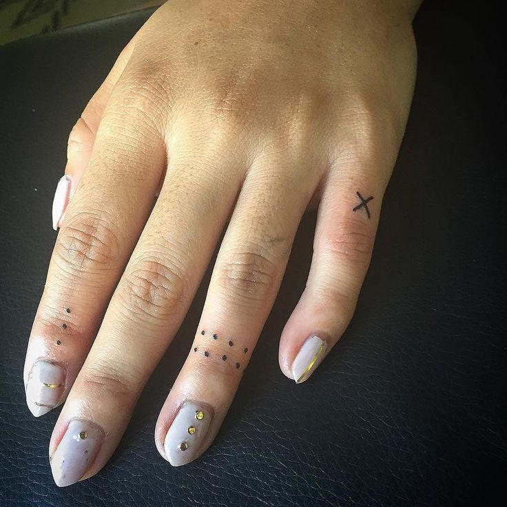 75 Inspiring Minimalist Tattoo Designs - Subtle Body Markings with Deep Symbolism