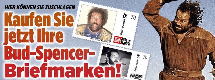 Kaufen Sie HIER Ihre Bud-Spencer-Briefmarken! http://www.bild.de/bild-plus/unterhaltung/leute/bud-spencer/hier-koennen-sie-endlich-die-briefmarken-kaufen-52263042,view=conversionToLogin.bild.html