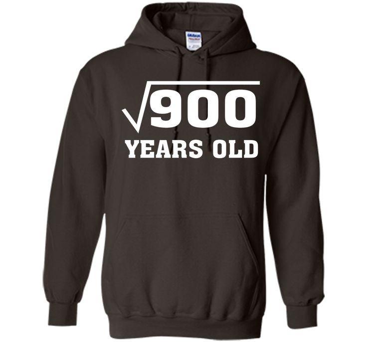Square Root Of 900 Funny 30 Years Old T-Shirt 30th Birthday