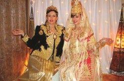 La tradition algérienne à l'honneur au Salon du mariage - http://www.welcomealgeria.com/la-tradition-algerienne-a-lhonneur-au-salon-du-mariage/