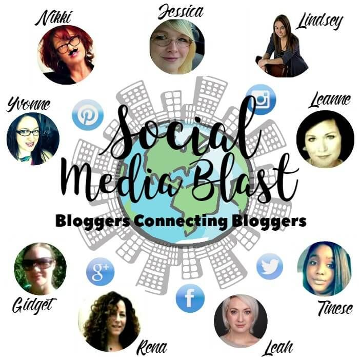 Social Media Blast. Thursday at 9 PM EST Bloggers working together to grow our social media platforms. Brands are looking for large, engaged communities, let's work together to grow and prosper.