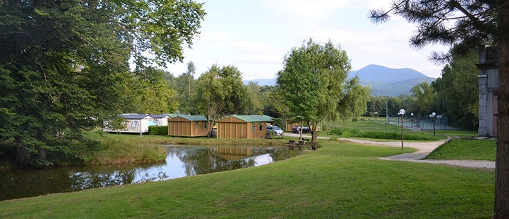 camping ariege montagne (PYRENEES)