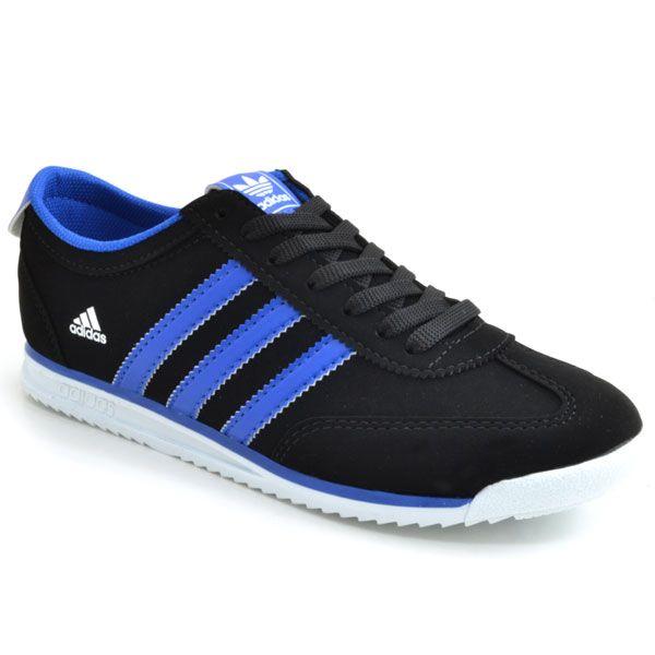 Adidas 975 Napa Siyah-Saks
