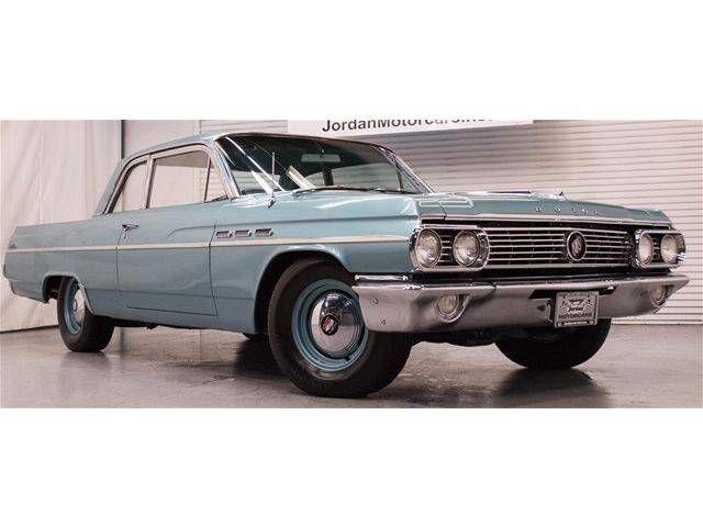 1963 Buick LeSabre 2 Dr. Sedan Style 63-4411