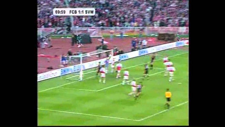 Pokalfinale 1999 - Bayern München - Werder Bremen 5:6 n.E.