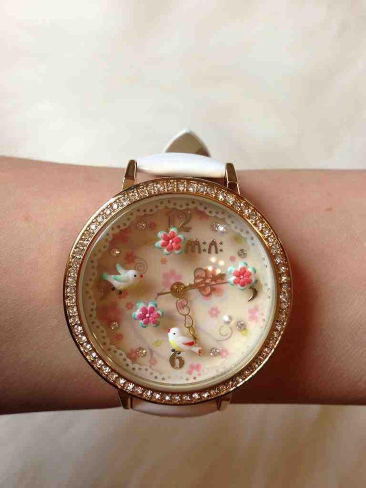 Cute Watch! I heart it!!!!
