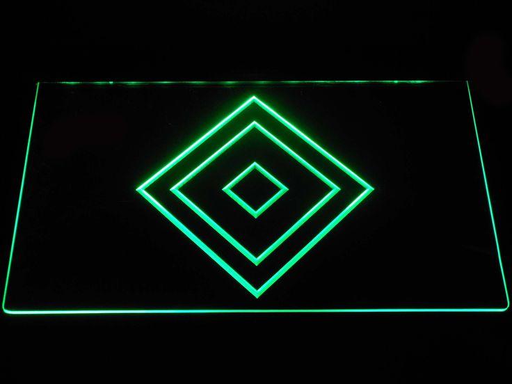Hamburger SV LED Neon Sign