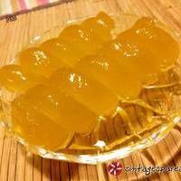 Γλυκό του κουταλιού χρυσό κολοκύθι