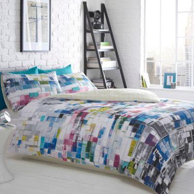 1123 best bedroom2 images on pinterest bedroom ideas bedrooms ben de lisi home blue fuze bed linen at debenhams gumiabroncs Images