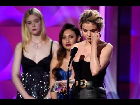 Selena Gomez thanks Francia Raisa for kidney donation in emotional speech