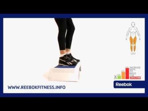Reebok Fitness Ćwiczenia Online: Step - Step podstawowy