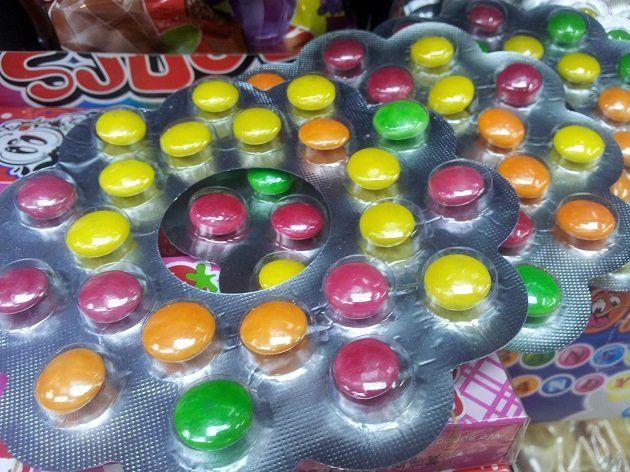 Bangle Chocolate Candy