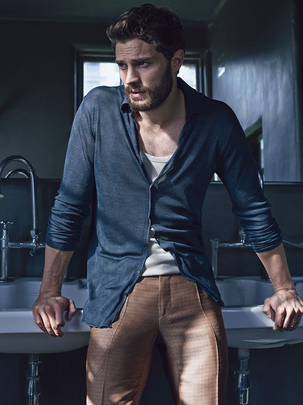 Can Fifty Shades of Grey Star Jamie Dornan Dominate Hollywood?: Celebrities : Page 3 : Details