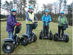 Try a segway tour