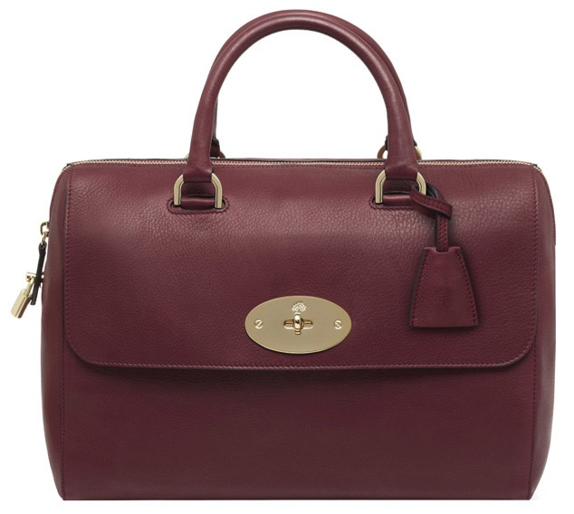 I want this bag. The LANA by Mulberry - it is gorgeous, smart and sexy. Preferably in magenta or classic black. The blue isn't too bad either! x