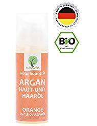 Bio Arganöl Orange   Körperöl Vegan kaltgepress…