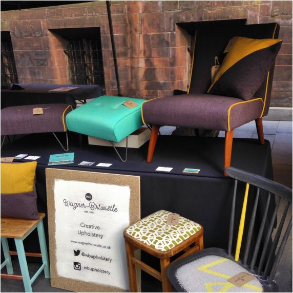 Spinningfields Makers Market in Manchester, March 2016