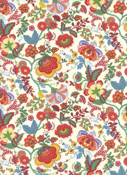 Mabelle P  from Classic Collection.  100% Cotton Liberty Tana Lawn  Available from $12.50