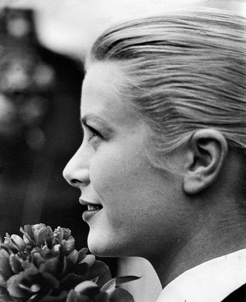grace, cannes film festival, 1955