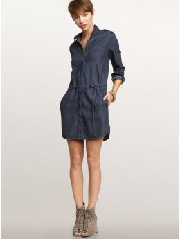 1000 images about denim shirt dress on denim