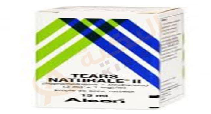 قطرة تيرز ناتورال Tears Naturale ت ستخدم في علاج جفاف العين ينتج جفاف العين نتيجة لأسباب عديدة منها قلة نسبة الدموع في العين Personal Care Toothpaste Tears