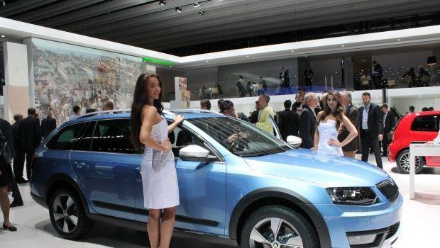 carsource2015.com - 2015 Skoda Octavia Scout for sale
