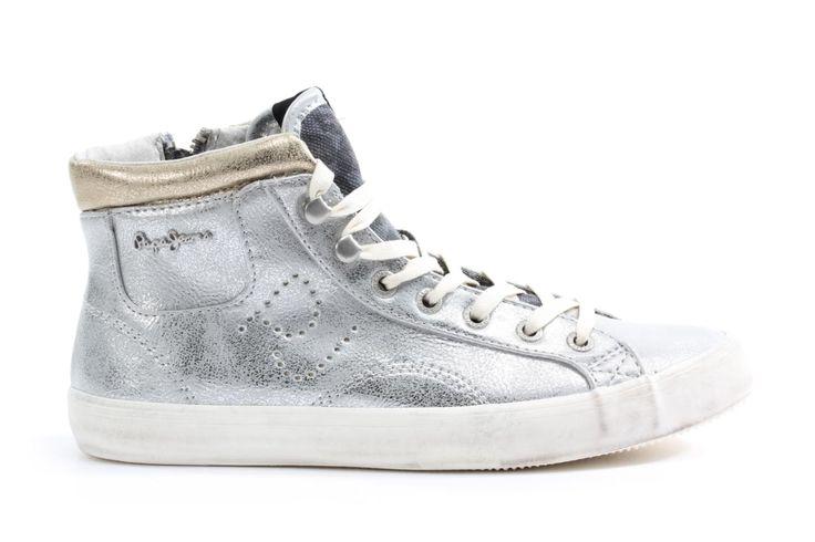 Pepe Jeans Mid Cut Sneaker - Artikel: 053.1269.7.4 - https://ch-de.voegele-shoes.com/053126974