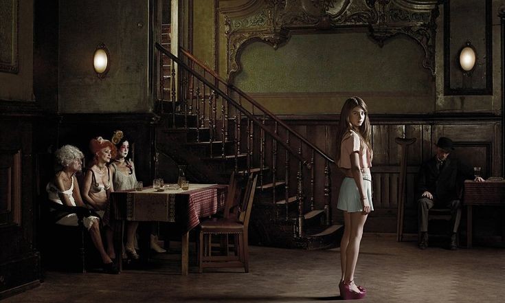 Erwin Olaf's best photograph: restaging an Otto Dix painting in modern Berlin | Art and design | The Guardian