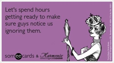 yup: Funny Things, Girls Night, Be A Women, Spend Hour, Funny Stuff, Funny Girls, Women Logic, Funny Ecards, True Stories