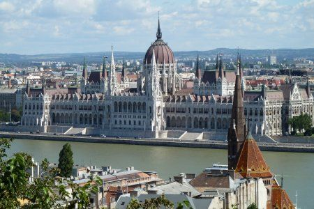 Ungarn – Parlament in Budapest – Impressionen einer Donaukreuzfahrt von Mitglied Gabriele Lode http://www.unternehmerinnen.org/unternehmerinnen/portrait/Gabriele_Lode.html