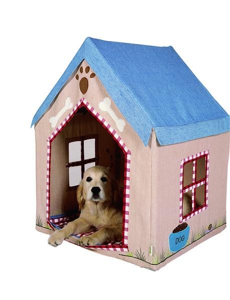 Dog House - Fabric